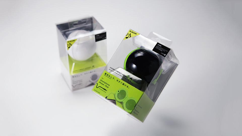 Stereo Compact Speaker
