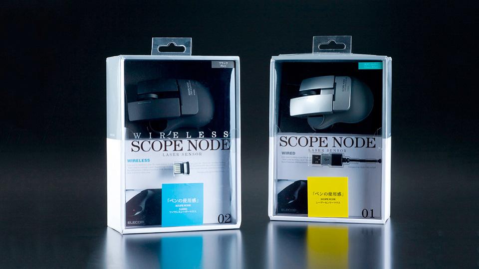 SCOPE NODE wireless